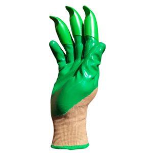 Green-Green-Tan- Honey Badger- Nitrile- Right open