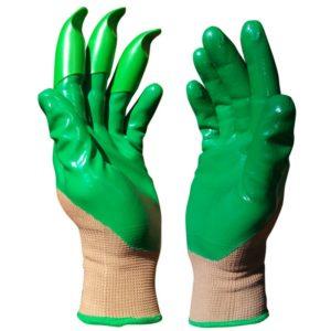 Green-Green-Wolverine-Nitrile-Left-Pair
