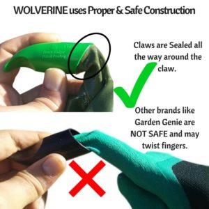 Wolverine uses Proper & safe Construction (1)